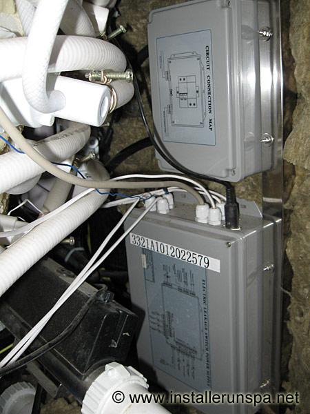 Protéger l'électronique du froid.